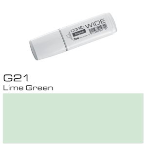 COPIC Wide Marker G21 - Lime Green