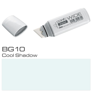 COPIC Wide Marker BG10 - Cool Shadow