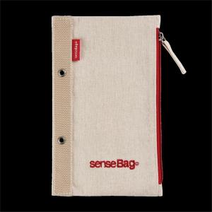 transotype senseBag Folder Case creme Ordnermäppchen