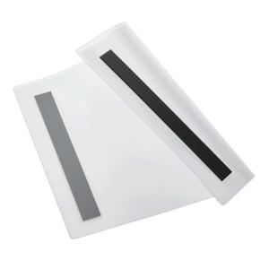 Magnetofix Sichttasche transparent