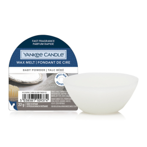 Yankee Candle Classic Wax Melt Fondant de Cire Baby...