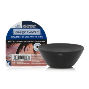 Yankee Candle Classic Wax Melt Black Coconut 22g