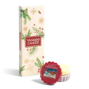 Yankee Candle Geschenkset mit 3 Wax Melts