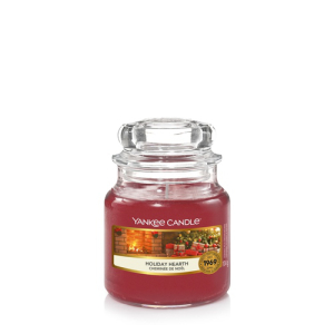 Yankee Candle Classic Small Jar Holiday Hearth 104g