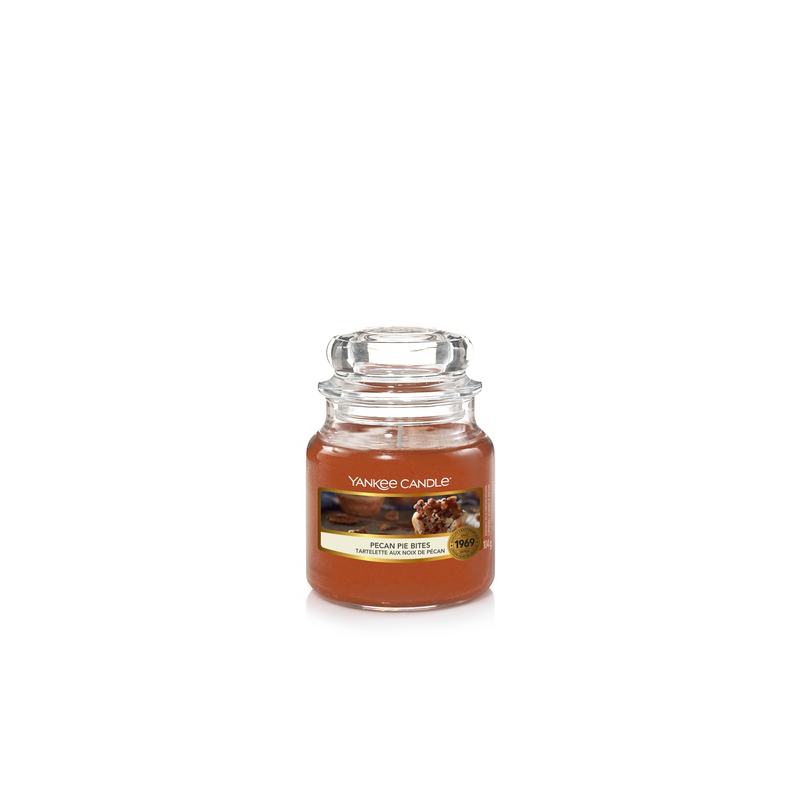 Yankee Candle Classic Small Jar Pecan Pie Bites 104g