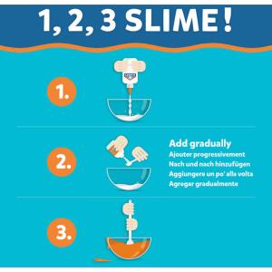 Elmers DIY Slime Set Mini grün/blau