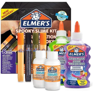 Elmers Glitzer Slime Set 8 teilig