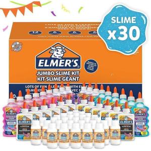 Elmers Glitzer Slime-Party-Set, 60 Teile