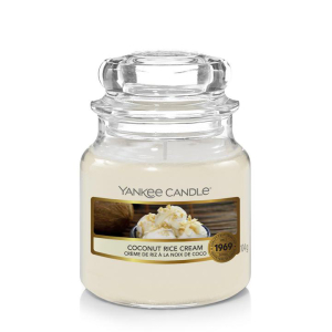 Yankee Candle Classic Small Jar Coconut Rice Cream 104 g