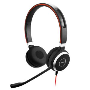 Jabra Evolve 40 MS Stereo Headset USB