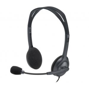 Logitech H111 Headset - schwarz