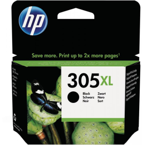 HP 305XL Original Druckerpatrone - black