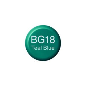 COPIC Ink BG18 - Teal Blue