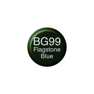 COPIC Ink BG99 - Flagstone Blue