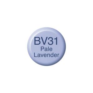 COPIC Ink BV31 - Pale Lavender