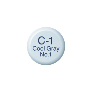 COPIC Ink C1 - Cool Gray No.1