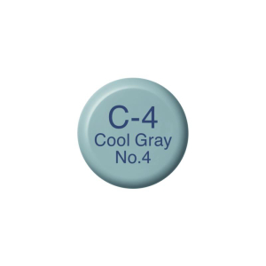 COPIC Ink C4 - Cool Gray No.4