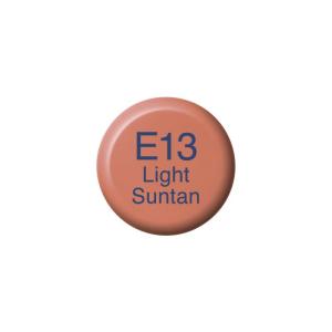 COPIC Ink E13 - Light Suntan