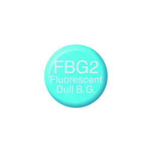 COPIC Ink FBG2 - Fluorescent Dull Blue Green