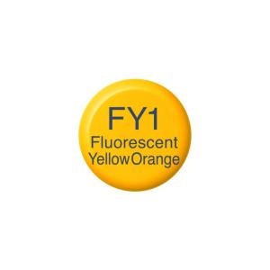 COPIC Ink FY1 - Fluorescent Yellow Orange