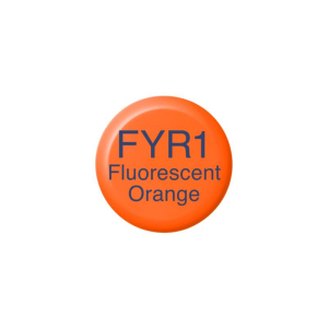 COPIC Ink FYR1 - Fluorescent Orange