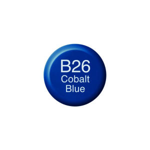 COPIC Ink B26 - Cobalt Blue