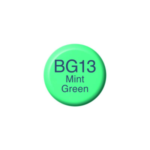 COPIC Ink BG13 - Mint Green