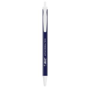BIC Kugelschreiber Clic Stic - antibakteriell  - blau