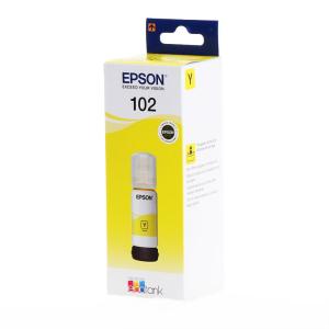 Epson bottle EcoTank 102 Original Druckerpatrone - yellow