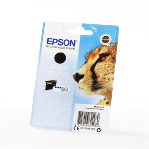 Epson T0711 Original Druckerpatrone - black