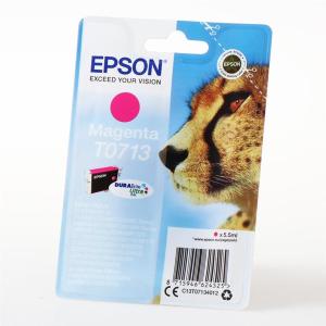 Epson T0713 Original Druckerpatrone - magenta
