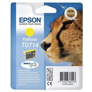 Epson T0714 Original Druckerpatrone - yellow