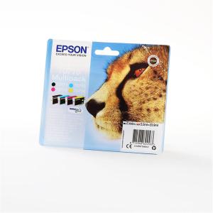 Epson T0715 Original Druckerpatrone Multipack - schwarz -...