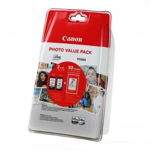 Canon PG-545XL/CL-546XL Original Druckerpatrone Multipack...