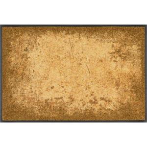 wash+dry Schmutzfangmatte Shades of Gold - 50 x 75 cm