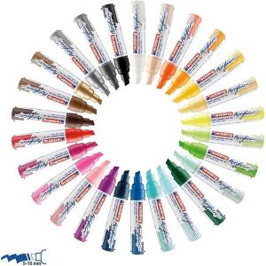 edding 5000 - Acrylmarker - breit