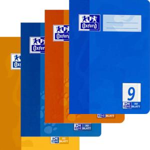Oxford Schulheft Classic - DIN A5 - 32 Blatt
