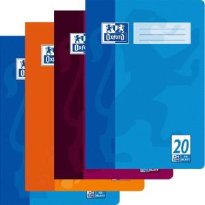 Oxford Schulheft Classic - DIN A4 - 32 Blatt
