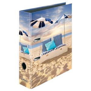 herlitz maX.file Strandbett - DIN A4 - 8 cm