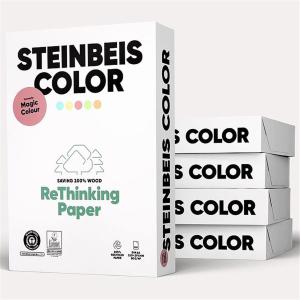 Steinbeis Color Kopierpapier - DIN A4 - 80 g/m² -...