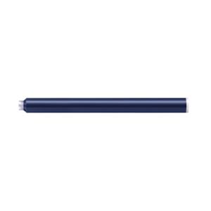 Pelikan 4001 ilo Tintenpatrone - blau-schwarz - 5 Stück