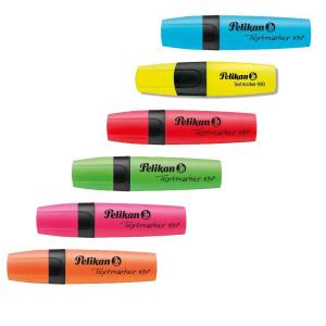 Pelikan Textmarker 490 - Leuchtfarben